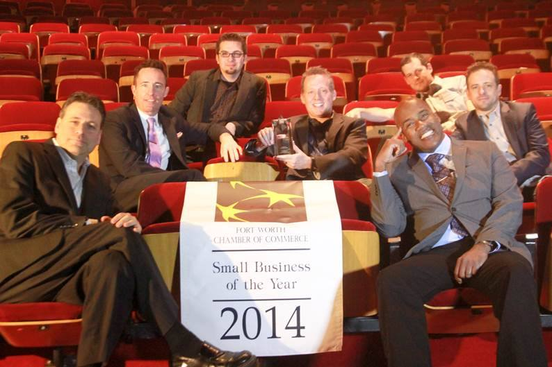 Four Day Weekend Comedy Named 2014 Small Business Of The