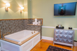 St. Augustine bed and breakfast Jacuzzi tub