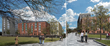 Student buildings at University of Salford