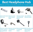 Mono Bluetooth headsets