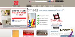 ShopSocially Get-a-Fan app on Fabness
