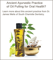 Dr. Wells - South Charlotte Dentistry Ayurvedic Practice Advice
