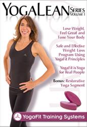 YogaLean DVD