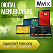 Mvix Offers Financing and Leasing Programs to Increase Digital Signage...