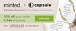 Capsule Partners With Community-Designed Stationery Company, Minted