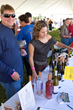 Qupé Wines Pouring at 2013 Grand Tasting, Santa Barbara Vintners Spring Weekend
