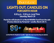 "Celebrate ""Earth Hour"" on March 29 with PartyLite"