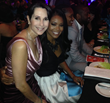 Robin Levinson, Levinson Jewelers with Gabrielle Union