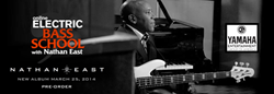 nathan east new album