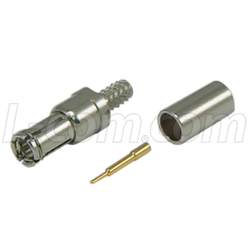 50 Ohm TS-9 coax connector