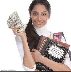 spending power, money, college students, marketing