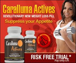 Caralluma Actives