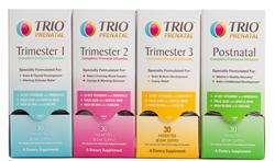 Trimester Specific Prenatal Vitamins