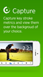 Blast Putt records key metrics while you practice or play