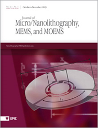 A new special section on Emerging MOEMS Technology and Applications appears in the current issue of the Journal of Micro/Nanolithography, MEMS, and MOEMS (JM3) published by SPIE.