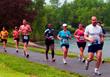 Vermont City Marathon runners, courtesy of Run Vermont.