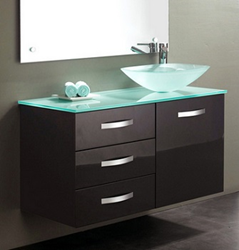 James Martin Solid Wood 39.5 Single Bathroom Vanity Espresso 147-118-5131