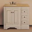 Legion Furniture 36 SINK VANITY WLF6026-36-EG