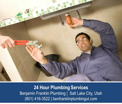 Ben Franklin Plumbing - Salt Lake City Plumbing Repair