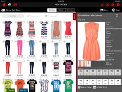 Fashion Wholesale iPad App