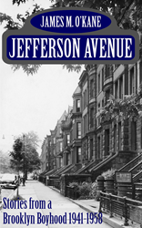 Jefferson Avenue, a book by James O'Kane