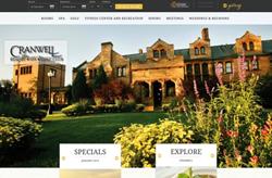 New website for Cranwell Resort