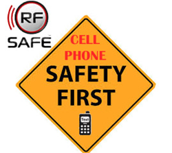 Be RF Safe To Be Sure! Cell Phone Radiation Safety First