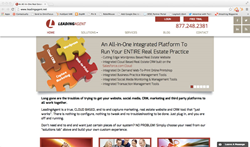LeadingAgent's all-in-one Real Estate Suite