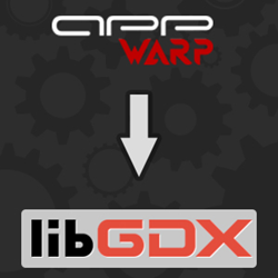 ShepHertz supports libGDX