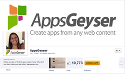 AppsGeyser Social Networking