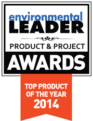 Urjanet's Big Energy Data Platform was named a 2014 Top Product by Environmental Leader.