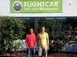 FlightCar founders Rujul Zaparde and Kevin Petrovic are two of the youngest entrepreneurs in America to launch a company in the car-sharing industry.