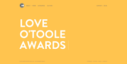 Meers Advertising Is O'Toole Media Award Finalist