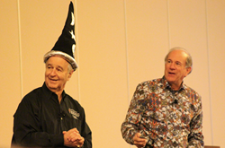 Harold Evensky and Bob Curtis predict the future of financial planning at the T3 Advisor Conference, February 2014