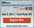 Social Media Tactics, PR Technologies and Tools are Focus of Premier...