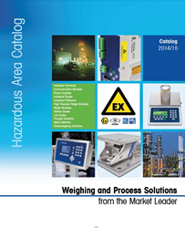 METTLER TOLEDO has updated its comprehensive hazardous area product catalog, Weighing and Measuring Competence for Your Industry.