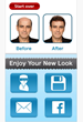 Hair Now Application for IOS Shows Dramatic Before and After Results...