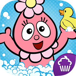 Best Kids Apps, Kids Apps, Yo Gabba Gabba!, Cupcake Digital