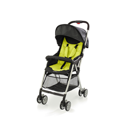 The world's lightest full-featured stroller