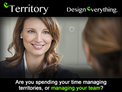 eTerritory - spend time managing your team, not their territories.