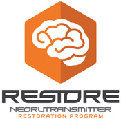 Restore Neurotransmitter Restoration Program Logo