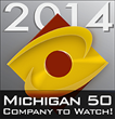 Dynamic Conveyor Corporation Honored as One of the 2014 Michigan 50...