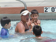 City of Chula Vista Learn to Swim April Pools