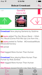 Crowdcast for iOS