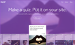Qzzr Launches Tool to Help Publishers and Marketers Make Viral Quizzes