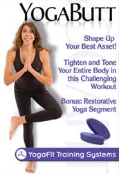 YogaButt DVD