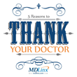 "MDLinx Launches ""Five Reasons to Thank Your Doctor,"" Social Media..."
