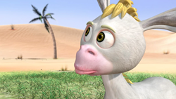 The Adventures of Donkey Ollie, children's Christian cartoon