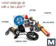 sea leash, m essentials, sea gold, sea drops, anti-fog, anti fog, gear attachment