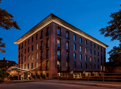 Capella Georgetown Hotel won a Star Award at the Washington Building Congress Craftsmanship Awards for 2014